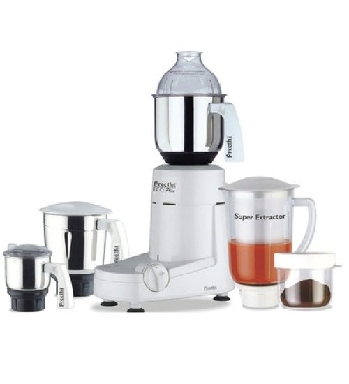 Preethi Eco Plus MG 157 750-Watt Mixer Grinder
