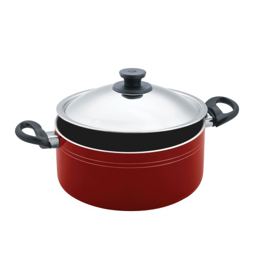 Pigeon Non-Stick Biriyani Pot with Lid, 3.5 Litres