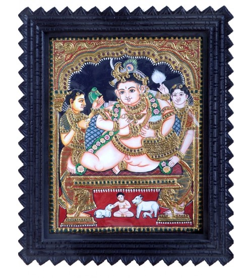 Butter Krishna 10*8