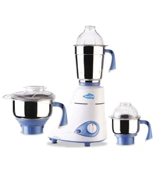 Preethi Blue Leaf Gold 750-Watt Mixer Grinder