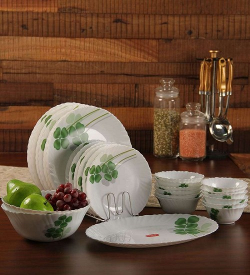 La Opala Dinner Set 21 pcs - DUAL HARMONY