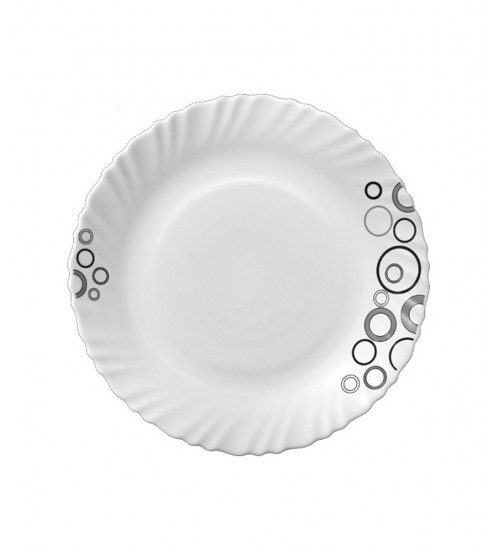 La Opala Dinner Set 21 pcs - Misty Drops