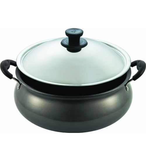 Pigeon Non-Stick Gravy Pot with Lid , 9 Litres
