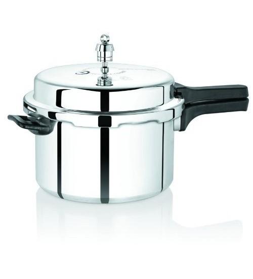 Premier Aluminium Pressure Cooker - Netraa 10 Litres