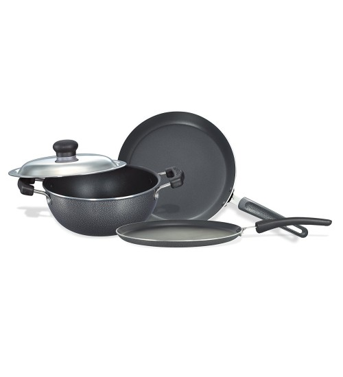 Prestige Omega Select Plus Non-Stick BYK Set, 3-Pieces
