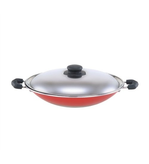 Premier Non-Stick Cookware - Appam Pan Supreme 22 cm (Colour May Vary)