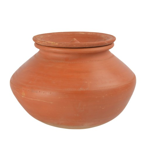 Clay pongal pot 4 Liters