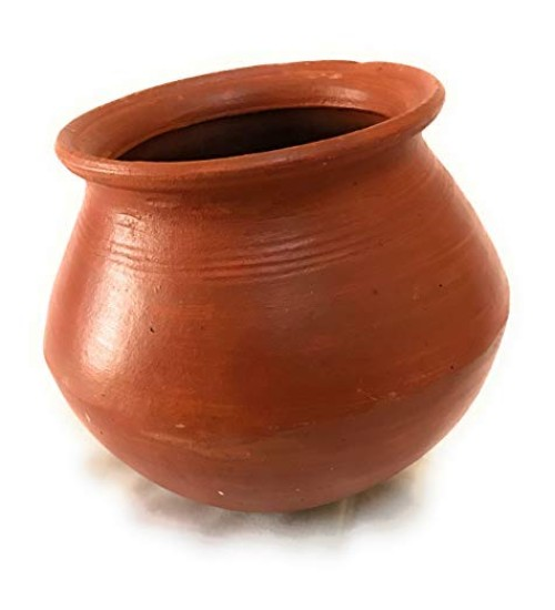 Clay Pot/Handmade Pot/PONGAL Pot/3 Litre